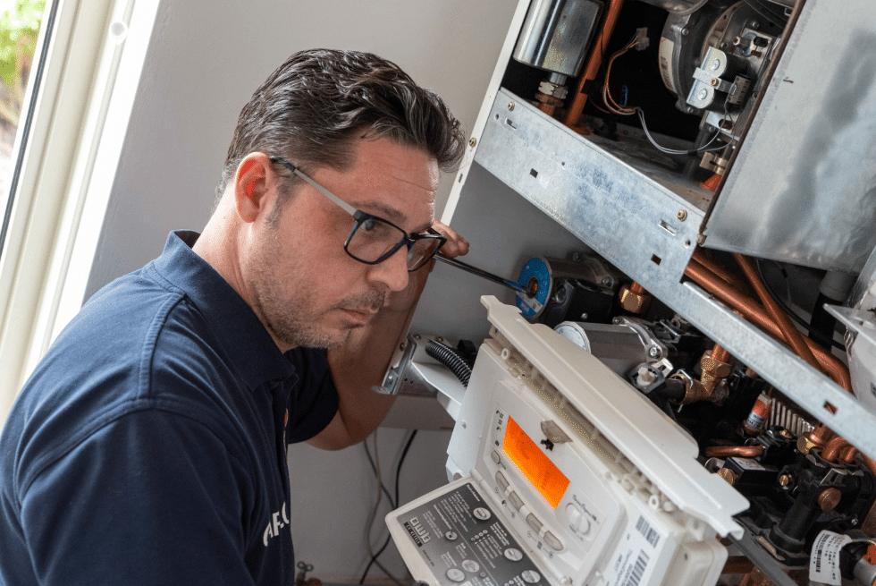 CV ketel installatie Den Bosch