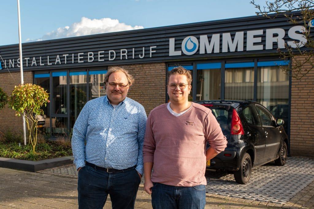 Over Lommers Installatie